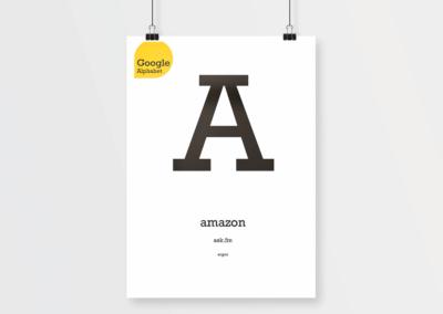 The Google Alphabet