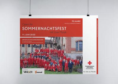 Sommernachtsfest Rotes Kreuz Grünburg