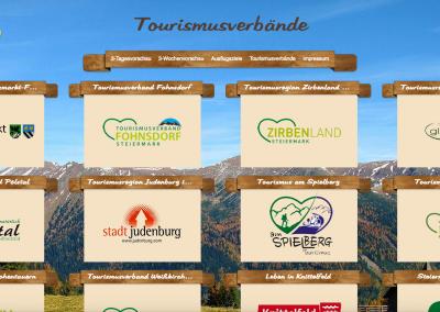 Tourismusverbände